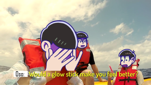 When u dont know how to cheer up a friend by Osomatsu-Matsuno