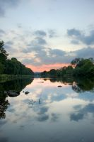 River Wye at Builth by stacey-woo-x