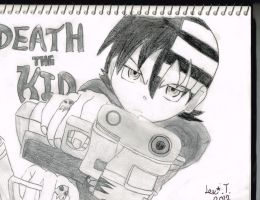 Death the kid by Banditgirl