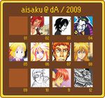2009 summary by aiSAKU