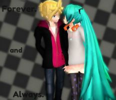 Forever.. by boopup12