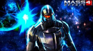 Mass Effect 4 Wallpaper by MagnumMaster