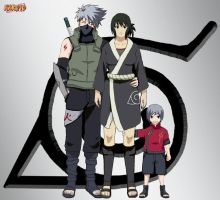 Kakashis Family by IGodsrealmI