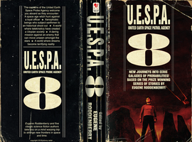 UESPA 8 - The Bantam Editions - Incorrect Version by Johnny-Radar