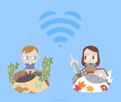 WIFI LOVE by Versiris