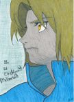 Ed Elric try 3 by PikaCub13