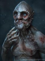 The Innsmouth Look by x-ste-x