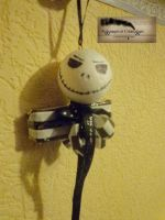 Jack ornament for Christmas by Rouages-et-Creations