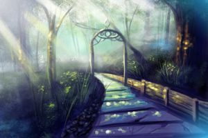 Path to Lynwood by vantasyartz