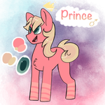 Prince (SECOND MAIN) by IAmAN00dle