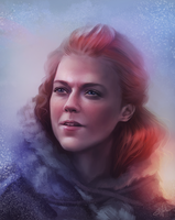 Ygritte by Sandramalie