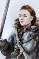 Ygritte by Aloija