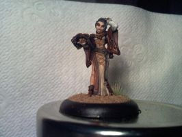 Mage Miniature by XantheStar