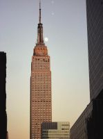 Empire State Building. by CupCandyCake
