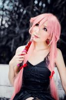 Mirai Nikki: The Second by JoviClaire