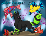 Under the Sea by MatrixPup