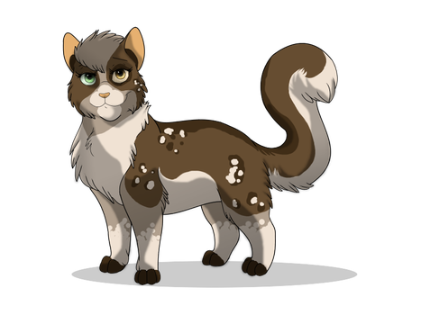 Adopted Kitteh by Ebonycloud-Graphics