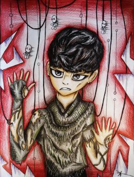 VIXX N Voodoo Doll by Cre8iveWing