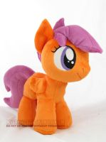 Scootaloo by MagnaStorm