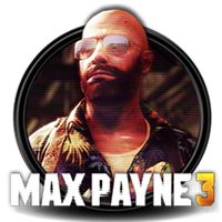 Max Payne 3 icon by Abo7amed