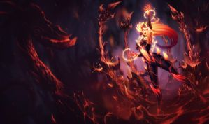 Wildfire Zyra by yumedust
