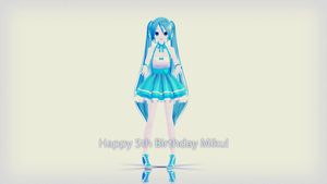 .:Happy Birthday Meeku:. by Moto-P