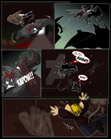 Keeping Up with Thursday, Issue 13 page 17 by AaronsArtStuff