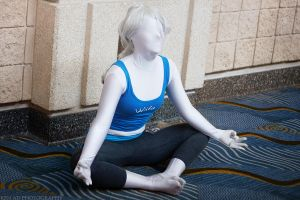 MetroCon 2013 - Fit with Wii Fit Trainer by stillreflection