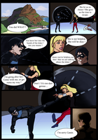 Young Justice by Ombre-Lumineuse