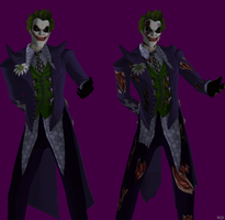 Injustice Gods Among Us: The Joker TDK by OGLoc069