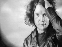 Ray Toro Final WIP by RachaelBriner