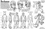 Buchanan Character Sheet by TitanicGal1912