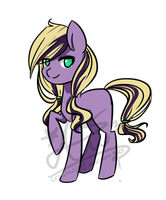 Lilac Feather (Auction- CLOSED) by p-l-u-m-b-u-m