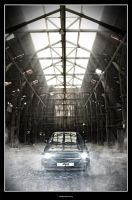 VW Golf 2 - A by Yannh76