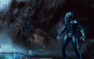 PROMETHEUS: EVOLUTION: ENGINEER To ALIEN by CSuk-1T