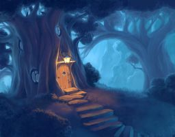 Secret place by lonesomeplanet