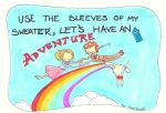 Adventure Time by Pinkie-Perfect