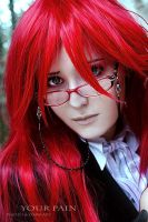 Grell Sutcliff by Your-Pain