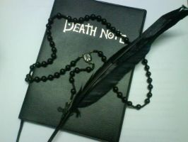 my death note pic by xisangelraine