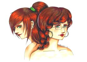 -Twins2- by Erin59