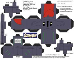 SD4: The Black Knight Cubee by TheFlyingDachshund