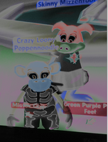Evil Pig and Monkey (toontown) by tuffpuppy101