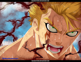 Laxus Fairy Tail 473 by Maxibostero