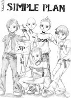 Simple Plan by elleAdelic