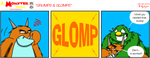 AMT - Grumps and Glomps by BluebottleFlyer