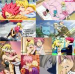 NaLu_4EVER_Collage_3_Fairy Tail by StarfireGrace1998