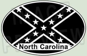Confederate North Carolina by hassified