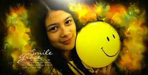 Smile Grace by DomiNico20