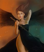 Army of Angels: Dark Angel by urbania13