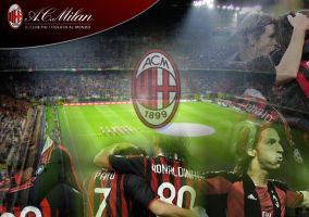 A.C. Milan by LabsOfAwesome
